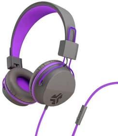 JBuddies Studio Kids Headphones - Violet Casque Over-Ear Jlab 785300146316 Photo no. 1