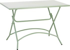 YUCATAN 110 x 70 cm Table pliante M-Giardino 75319780000019 Photo n°. 1