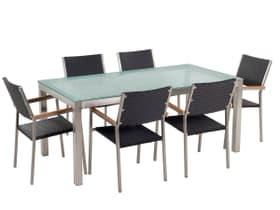GROSSETO Table Beliani 759042400000 Photo no. 1