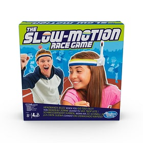 The Slow Motion Race Game Hasbro Gaming 748960000000 Photo no. 1