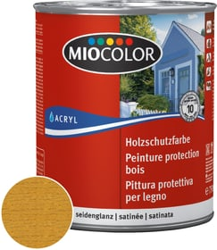 Acryl Vernice trasparente per legno Quercia 750 ml Miocolor 661119200000 Colore Quercia Contenuto 750.0 ml N. figura 1