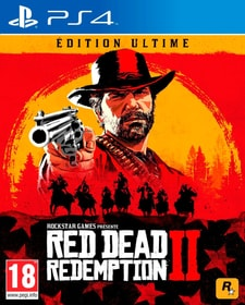 PS4 - Red Dead Redemption 2 - Ultimate Edition (F) Box 785300139004 Langue Français Plate-forme Sony PlayStation 4 Photo no. 1
