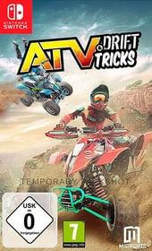 NSW - ATV Drift & Tricks (D) Box 785300138867 Photo no. 1