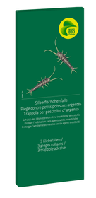 Silberfischchenfalle, 3 Klebefallen Insektenfalle Migros-Bio Garden 658419400000 Bild Nr. 1
