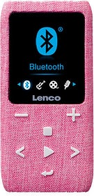 Xemio-861 - Pink MP3 Player Lenco 785300151942 Bild Nr. 1
