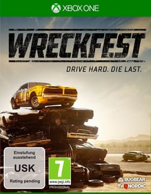 Xbox One - Wreckfest Box 785300138640 Langue Allemand Plate-forme Microsoft Xbox One Photo no. 1