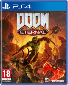 DOOM Eternal D Box 785300147328 Langue Allemand Plate-forme Sony PlayStation 4 Photo no. 1