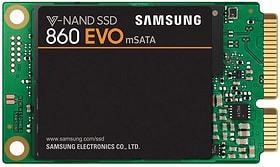 SSD 860 EVO 512 GB mSATA SSD Intern Samsung 785300132508 Bild Nr. 1