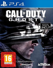 PS4 - Call of Duty: Ghosts Box 785300129601 Bild Nr. 1