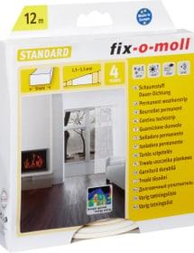 Schaumstoff-Dauerdichtung 9 x 4 mm, 12 m Fix-O-Moll 673002500000 Bild Nr. 1
