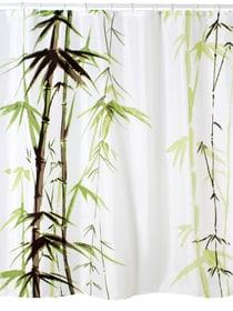 ASTA Rideau de douche 453144253410 Couleur Blanc Dimensions L: 180.0 cm x H: 180.0 cm Photo no. 1