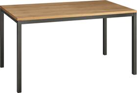 ALEXIS II Tisch 402399615011 Grösse B: 120.0 cm x T: 80.0 cm x H: 75.0 cm Farbe Eiche furniert Bild Nr. 1