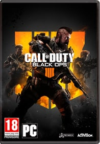 PC - Call of Duty: Black Ops 4 (F) Box 785300135582 Langue Français Plate-forme PC Photo no. 1