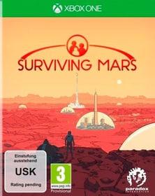 Xbox One - Surviving Mars (D) Box 785300132429 Bild Nr. 1