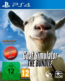 PS4 - Goat Simulator: The Bundle
