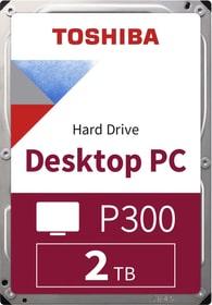 "P300 High Performance 2TB 3.5"" SATA (BULK) HDD Intern Toshiba 785300137549 Bild Nr. 1"