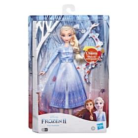 Frozen 2 Sing Elsa Poupée (FR) Bambole Disney 747518490100 Lingua _FR N. figura 1