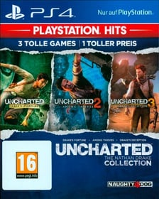 PS4 - PlayStation Hits: Uncharted Collection D Box 785300142864 Bild Nr. 1
