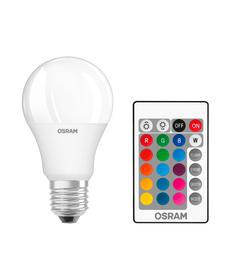 STAR+ REMOTE CONTROL RGBW LED E27 con telecomando Osram 421083100000 N. figura 1