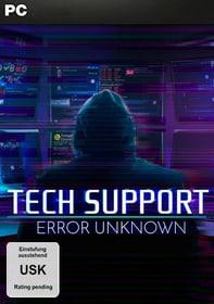 PC/Mac - Tech Support: Error Unknown Download (ESD) 785300142883 Photo no. 1