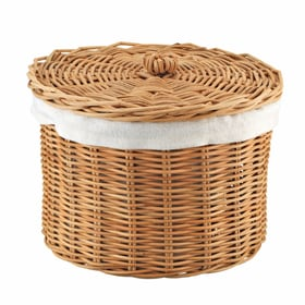 SAVINO Cestino per patate 441071800100 Colore Marrone ch. Dimensioni A: 16.0 cm N. figura 1