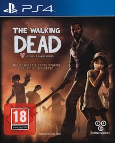 PS4 - The Walking Dead - Game of the Year Edition D Box 785300130597 N. figura 1