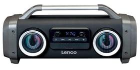 SPR-100BK Bluetooth Lautsprecher Lenco 785300157971 Bild Nr. 1