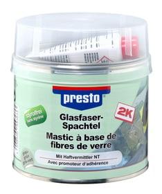 Mastic à base de fibre de verre 2K 1 kg Mastic Presto 621501200000 Photo no. 1