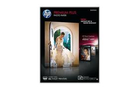 CR676A InkJet Premium Plus Photopaper brilliant Papier photographique HP 797521500000 Photo no. 1
