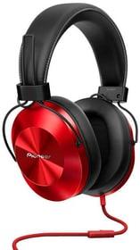 SE-MS5T-R Cuffia Hi-Res Over-Ear rosso