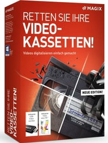 Retten Sie Ihre Videokassetten 2021 [PC] (D) Physique (Box) Magix 785300155410 Photo no. 1