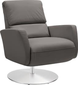 ARTHUR Relaxsessel 402476307084 Grösse B: 74.0 cm x T: 95.0 cm x H: 84.0 cm Farbe Anthrazit Bild Nr. 1