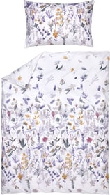 LAURA Housse de couette percale 451308912510 Couleur Blanc Dimensions L: 200.0 cm x H: 210.0 cm Photo no. 1