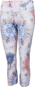 Leggings 3/4 pour femme Leggings de fitness Perform 468047404293 Taille 42 Couleur multicolore Photo no. 1