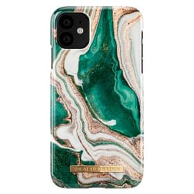 Hard-Cover Golden Jade Marble Coque iDeal of Sweden 785300147879 Photo no. 1