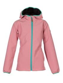 Avan Softshelljacke Rukka 466823110438 Grösse 104 Farbe rosa Bild-Nr. 1