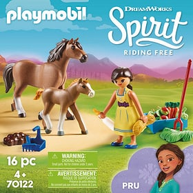 70122 Pru mit Pferd PLAYMOBIL® 748015100000 Bild Nr. 1
