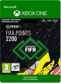 Xbox One - FIFA 20 Ultimate Team: 2200 Points Download (ESD) 785300147126 Photo no. 1