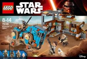 Star Wars Rencontre sur Jakku 75148 LEGO® 74881500000016 Photo n°. 1