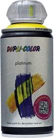 Vernice spray Platinum opaco Dupli-Color 660826800000 Colore Giallo stradale Contenuto 150.0 ml N. figura 1