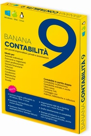 Banana PC/Mac - Banana Accounting 9 Fisico (Box) 785300132175 N. figura 1