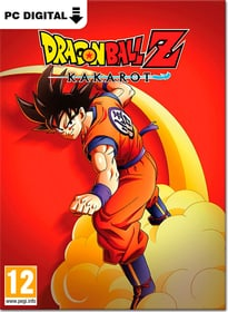 Act key/DRAGON BALL Z Download (ESD) 785300150236 N. figura 1
