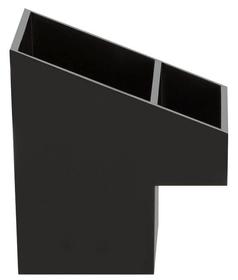 Aufbewahrung Skyline 2tlg. spirella 675259700000 Farbe Schwarz Bild Nr. 1