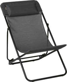 MAXI Sessel 408028100020 Grösse B: 94.0 cm x T: 62.0 cm x H: 83.0 cm Farbe Schwarz Bild Nr. 1