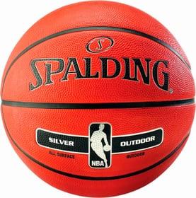 NBA Silver (7) Basketball Spalding 472257100770 Grösse / Farbe 7 - Braun Bild-Nr. 1