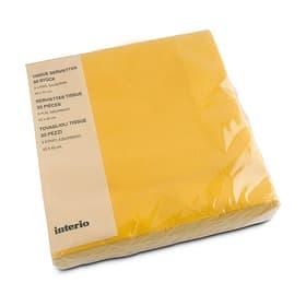 PAPER Tovaglioli di carta 393002174460 Dimensioni L: 20.0 cm x P: 20.0 cm x A: 4.0 cm Colore Giallo N. figura 1