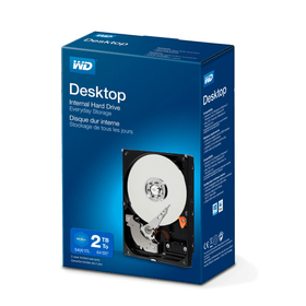 Desktop Everyday 2TB 3.5""