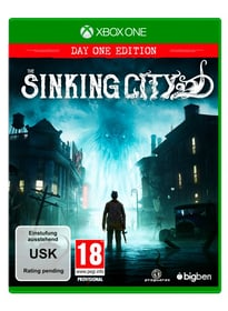 Xbox One - The Sinking City - Limited Day One Edition D/F Box 785300142292 Photo no. 1