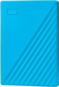My Passport 2TB, Blau HDD Extern Western Digital 785300155248 Bild Nr. 1