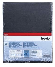 Schleifbogen Blauköper K 240, 5 Stk. kwb 610553000000 Bild Nr. 1